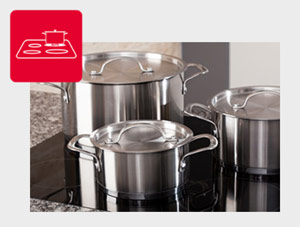 bếp từ kết hợp hút mùi Hafele HC-IHH77A 539.66.822 pan Auto Detect