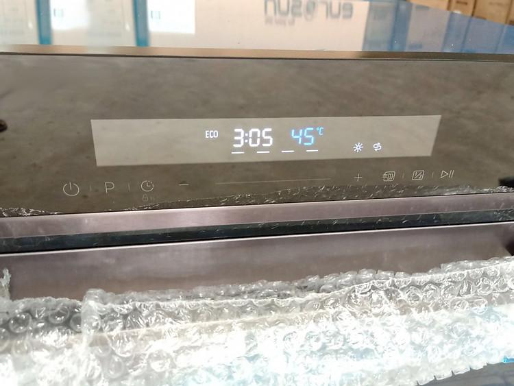 Bảng điều khiển của Eurosun SMS58EU09BT