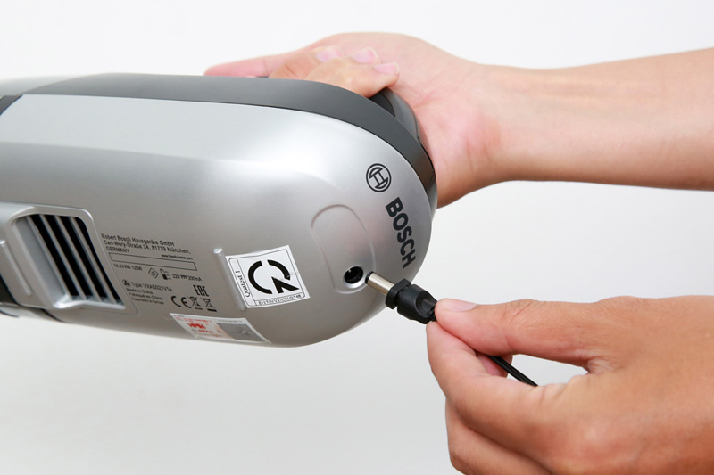 Máy dùng pin sạc - Máy hút bụi cầm tay Bosch HMH.BHN14090